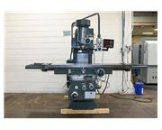 "78"" Table 20HP Spindle Lagun FVA-5LA VERTICAL MILL, #50 Taper, Swivel Tbl  Hd, Anilam"