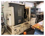 """36"""" Swing 23"""" Centers Mori Seiki NL-2000SY CNC LATHE, MSX-850, Royal Collet Chks"""