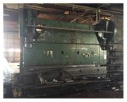 300 TON CINCINATTI MECHANICAL 12 FT BRAKE WITH TOOLING