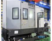 "Okuma 78"" VTM-200 CNC Vertical Turning & Milling Center"