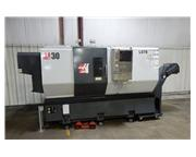 Haas ST-30, 2011, 12″ 3-Jaw, 21″ Swing, 26″ CC, 3″ Bar Cap., Tool Setter,