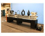 "19"" Swing 102"" Centers LeBlond-Makino REGAL SERVO-SHIFT ENGINE LATHE"