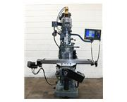 """30"""" X Axis 2HP Spindle Bridgeport-Hardinge Series I w/Acurite Mill Power CNC VERTICAL"""