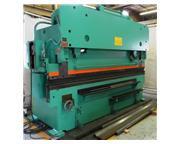 "150 Ton 144"" Bed HTC 155-12H PRESS BRAKE, Misc. Tooling and 4-Way Die"