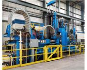 "157.4"" dia x 39.4"" high HBE PRESS Radial Axial Ring Rolling Mill"
