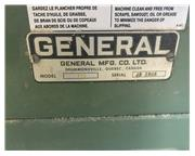 """General 10"""" table saw Model# 350 3HP   1 phase with 52"""" Beismier"""