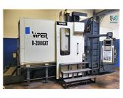 MIGHTY VIPER HB-2190 CNC VERTICAL BRIDGE MILL
