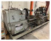 "Binns & Berry 26"" x 120"" Gap Bed Engine Lathe"