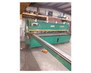 """1/4"""" x 10' EDWARDS Hydraulic Shear Model 6-5/3000, FOPBG, SA"""