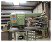 "25 Ton Rousselle Unipress Mechanical Punch w/18"" x 30"" duplicator"