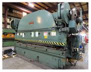 Cincinnati 750 Ton Brake Press