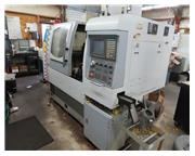 Ganesh Cyclone-32 CS Machining Center w/ Bar Feeder