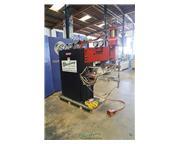 "100 KVA Janda # PMC025 , press type spot welder, 37"" arm length, foot pedal, emergenc"