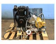 5HP Motor DeVilbiss TAP 5002-41 AIR COMPRESSOR, Baldor Motor