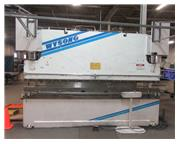 "175 Ton 144"" Bed Wysong MTH-175-144 PRESS BRAKE, Automech 150 CNC 2-Axis Back Gauge"
