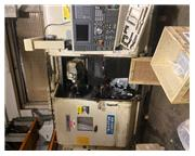 Okuma # TWIN-STAR-LT300MY , twin turret, live tooling, sub spindle, chip, MAX tooling, E-1