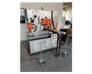 Spartan # IW60D , 66 ton, dual operator hydraulic ironworker, 2000, #10773