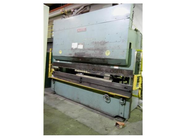 "160 Ton, Allsteel # 160-12 , hydraulic press brake, 12' overall, 126"" between housing"
