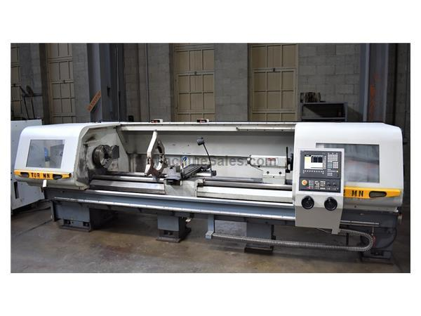 "TOOLMEX TUR630AMN, Siemens 810D CNC Control, 24"" Swing Over The Bed, 1"