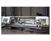 """TOOLMEX TUR630AMN, Siemens 810D CNC Control, 24"""" Swing Over The Bed, 1"""