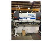 90 Ton x 10' Strippit LVD, PPEB 90BH10, 2000, 8-Axis, Lower Die Holder
