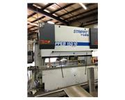 150 Ton x 10' Strippit LVD, PPEB 150BH10, 2000, 8-Axis, Lower Die Holder