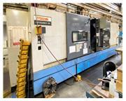 """Mazak Integrex 50YR-2500U 27"""" x 100"""" CNC Turning Center"""