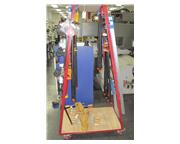 Clamp Rack w/Wheels 8 CrsBars