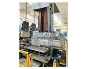 Skoda W200 H N/C CNC Ram Type Horizontal Boring Mill