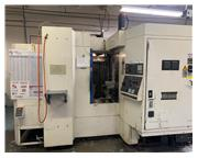 1999 KIA Hi-Center H40 CNC Horizontal Machining Center