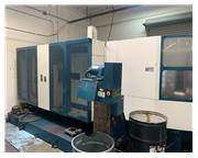 2000 Kiwa KNH-400 Horizontal Machining Center w/ 6-Pallet Auto Pallet Syste