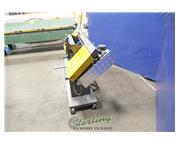 "8"" x 16"" Rutland # 2673-5000 , portable, casters, coolant, hydraulic down feed,"