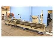 "40"" Swing 160"" Centers Birmingham DL40160 ENGINE LATHE, Inch/Metric Gap, 5"""
