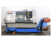 Mazak SQT-200MY, Milling, Y-Axis, 640T CNC Control, 20.6″ Swing, 21″ CC, Ch
