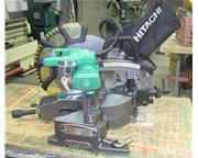"Miter Saw 12"" Cmpd Hitachi"