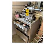 Cuttermaster HDT-30, AIR-BEARING FIXTURE, 5C COLLET, TOOL  CUTTER GRINDER, RADIUS ATTACHME