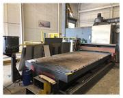 Koike Aronson # SUPERGRAPH-IV , 260 Amp high definition CNC plasma cutter, 6' x 10' table,