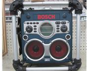 Radio, Job Site Powerbox Bsch