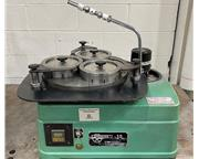 "15"", Lapmaster No. 15, 3-Ring Capacity, 0-60 RPM, Cast Iron Plate, (3)"