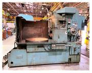 "42"" Chuck 50HP Spindle Blanchard 22D-42, S/N: 13322, 50 H.P., 48"" SWING ROTARY S"