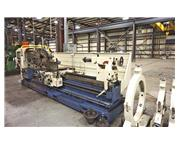 "42"" Swing 120"" Centers Summit 42-6 ENGINE LATHE, 6"" Hole,Taper,Inch/Metric,"