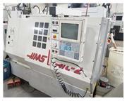 "HAAS HL-2, Haas CNC Control, 20"" Swing, 8"" Chuck, Collet Chuck, T"