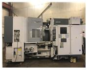 OKUMA MA600HB CNC 4-AXIS HORIZONTAL MACHINING CENTER