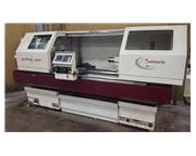 "20"" X 60"" HARRISON ALPHA 460T CNC/MANUAL TEACH LATHE"