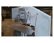 "NATIONAL SAW WORK 38"" DEEP THROAT BandSAW"