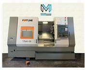 FORTUNE VICTOR VTURN-36 CNC TURNING CENTER
