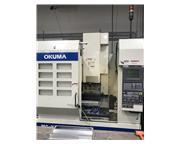 Okuma MCV-3016 VERTICAL MACHINING CENTER