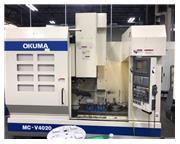 Okuma MCV-4020 VERTICAL MACHINING CENTER