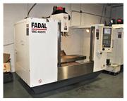 "40"" X Axis 20"" Y Axis Fadal VMC-4020FX, NEW 2007, 28""Z, VERTICAL MACHINING"