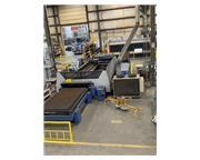 Han-Kwang # PL3015 , CO2 laser, 4000 watt, 5' x 10' dual tables, 2010, #10798